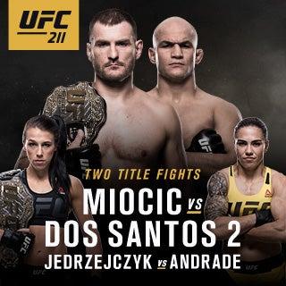 UFC 211 — Latest News, Images ...