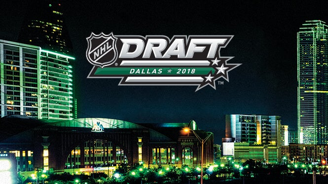 2018 nhl draft presented by adidas american airlines center