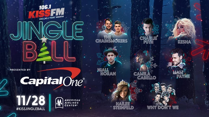 Jingle Ball American Airlines Center