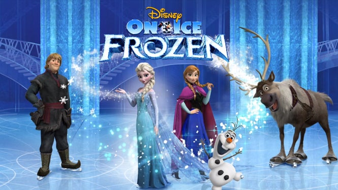 Disney On Ice Presents Frozen American Airlines Center