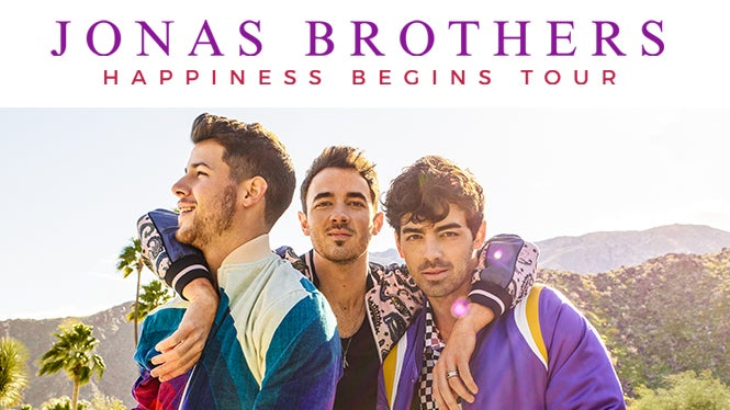 Jonas Brothers American Airlines Center