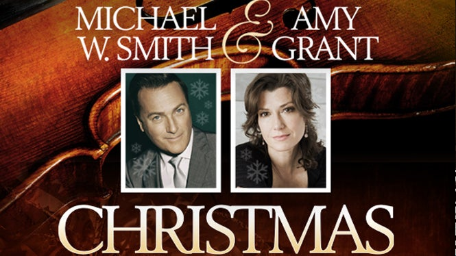 Michael W. Smith and Amy Grant | American Airlines Center