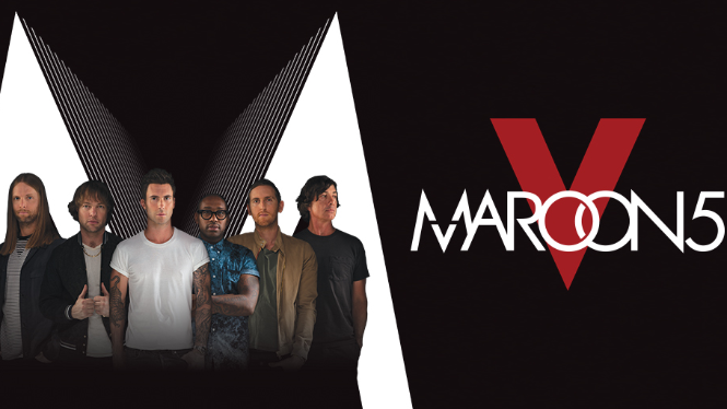 Maroon 5 American Airlines Center