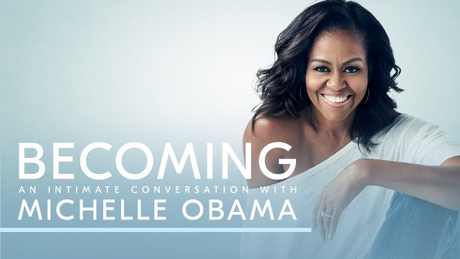 Michelle Obama American Airlines Center