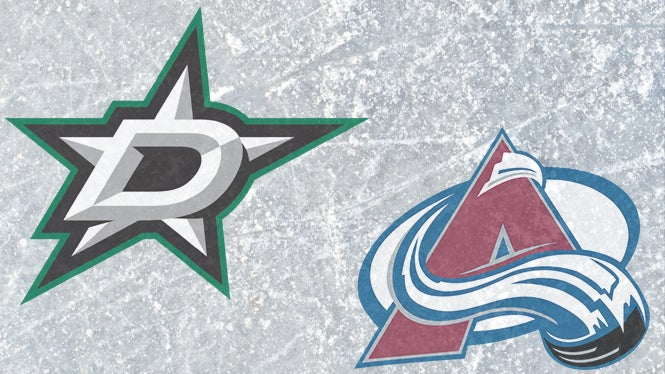 2020 Stanley Cup Playoffs Rd 2, Game 6 - Edmonton - Stars vs. Avalanche | American Airlines Center